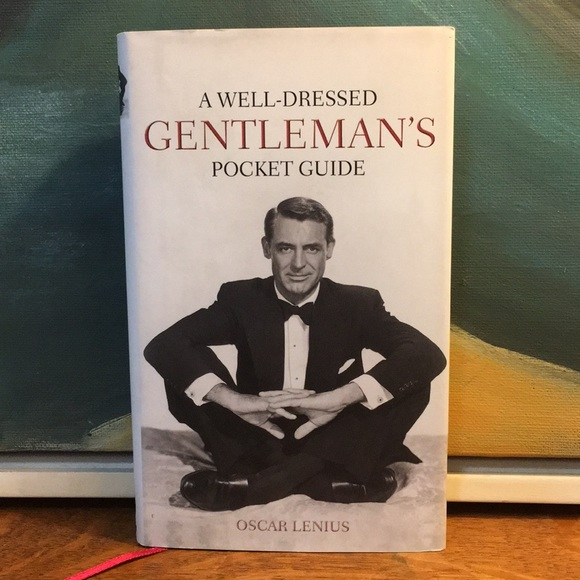 Prion Publishing Other - A Well-Dressed Gentleman's Pocket Guide